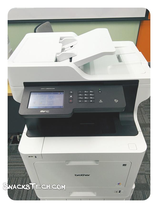 บราเดอร์ เครื่องพิมพ์มัลติฟังก์ชั่น รุ่น MFC-L8900CDW
